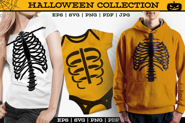 Skeleton Tshirts example image 3