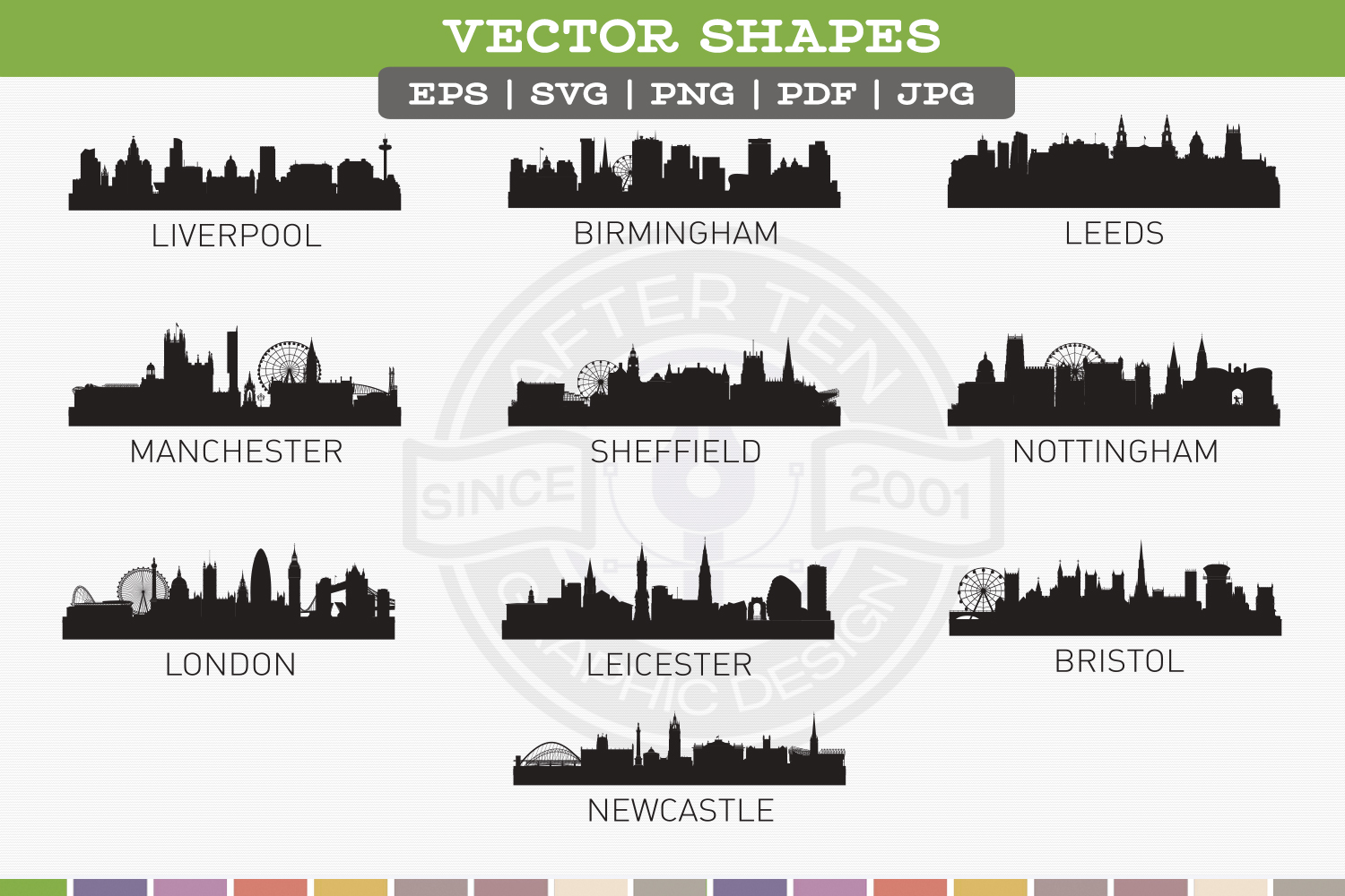 England Skylines example image 2