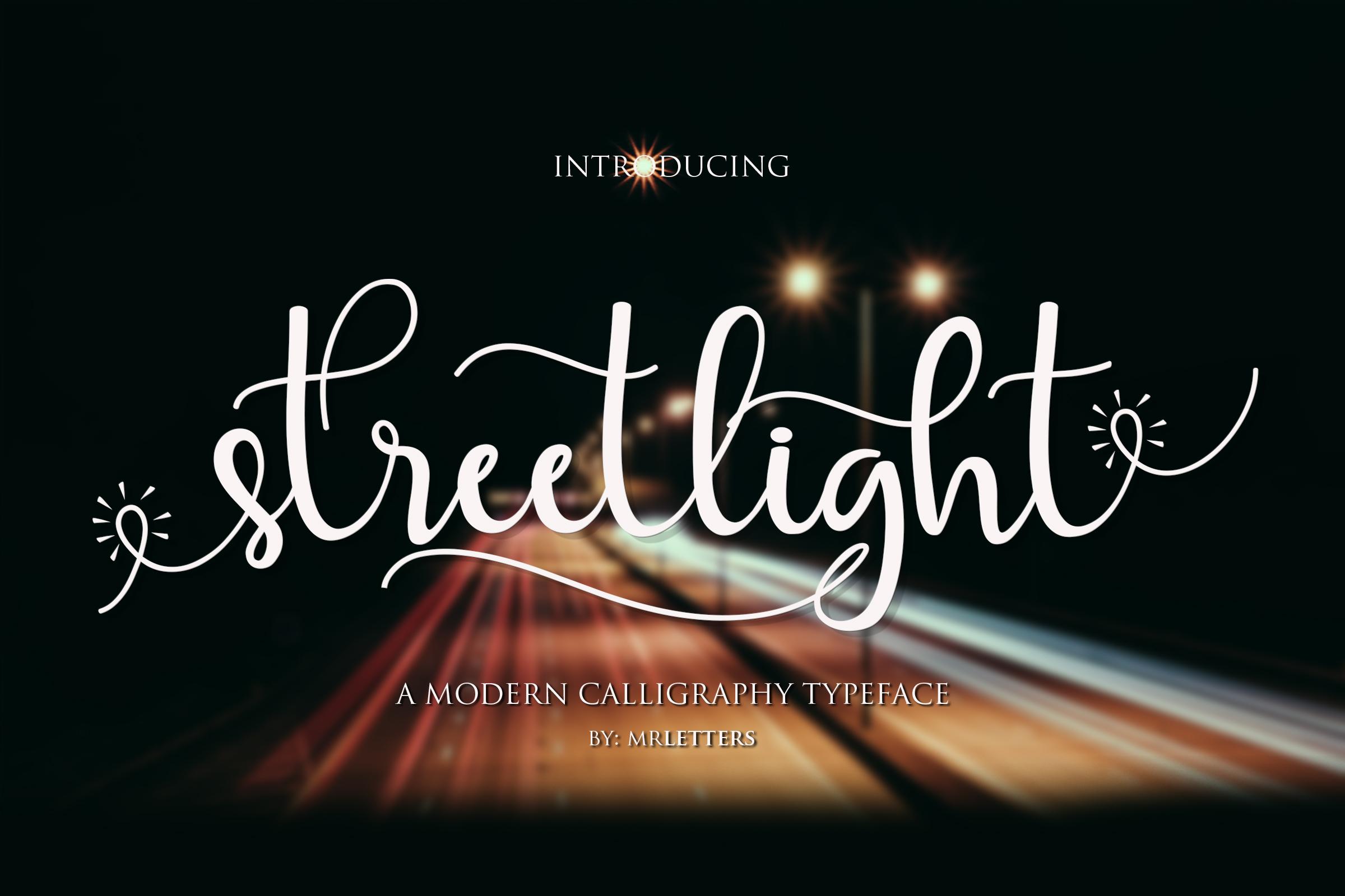 Streetlight Script example image 2