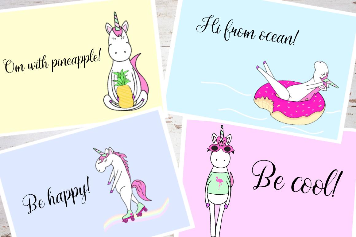 Unicorn's summer example image 4