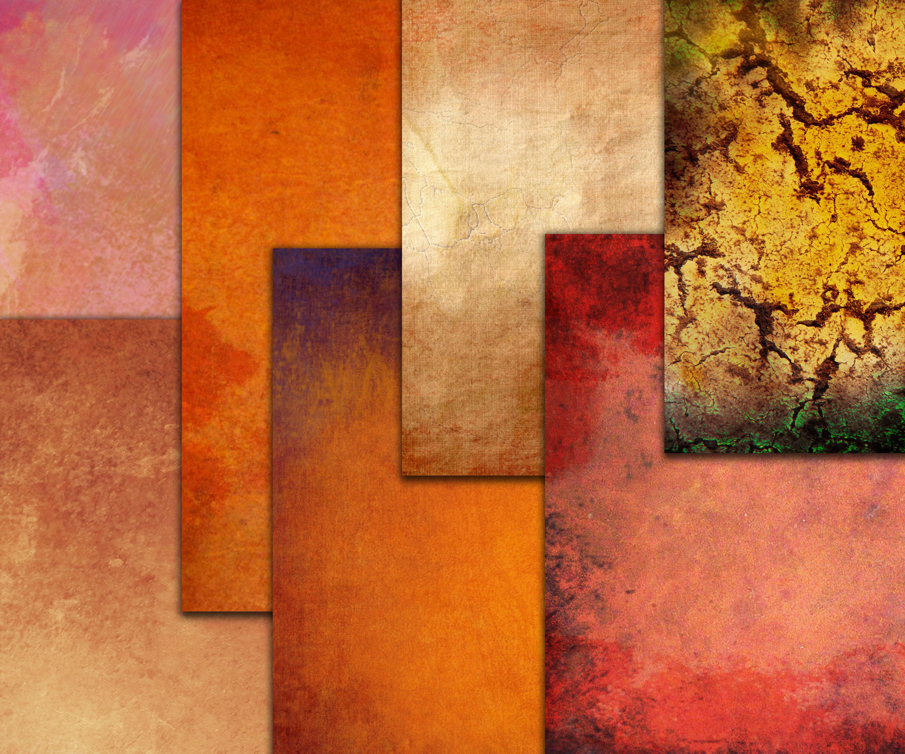 Grunge texture Paper example image 3