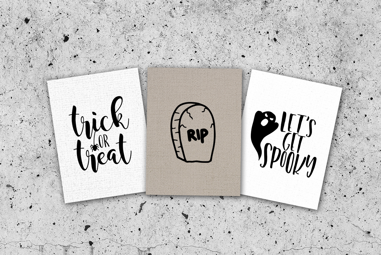 Halloween SVG bundle, PNG & EPS example image 2