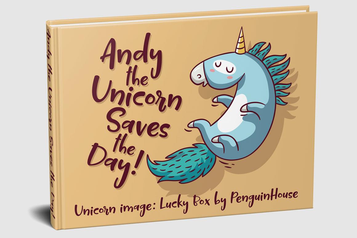 Tallsy Smalls: children's book cover idea mockup