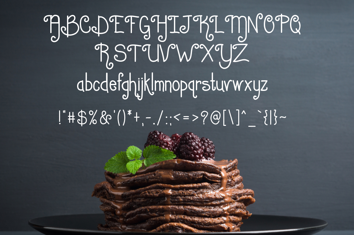 Blackberry Pancakes example image 2