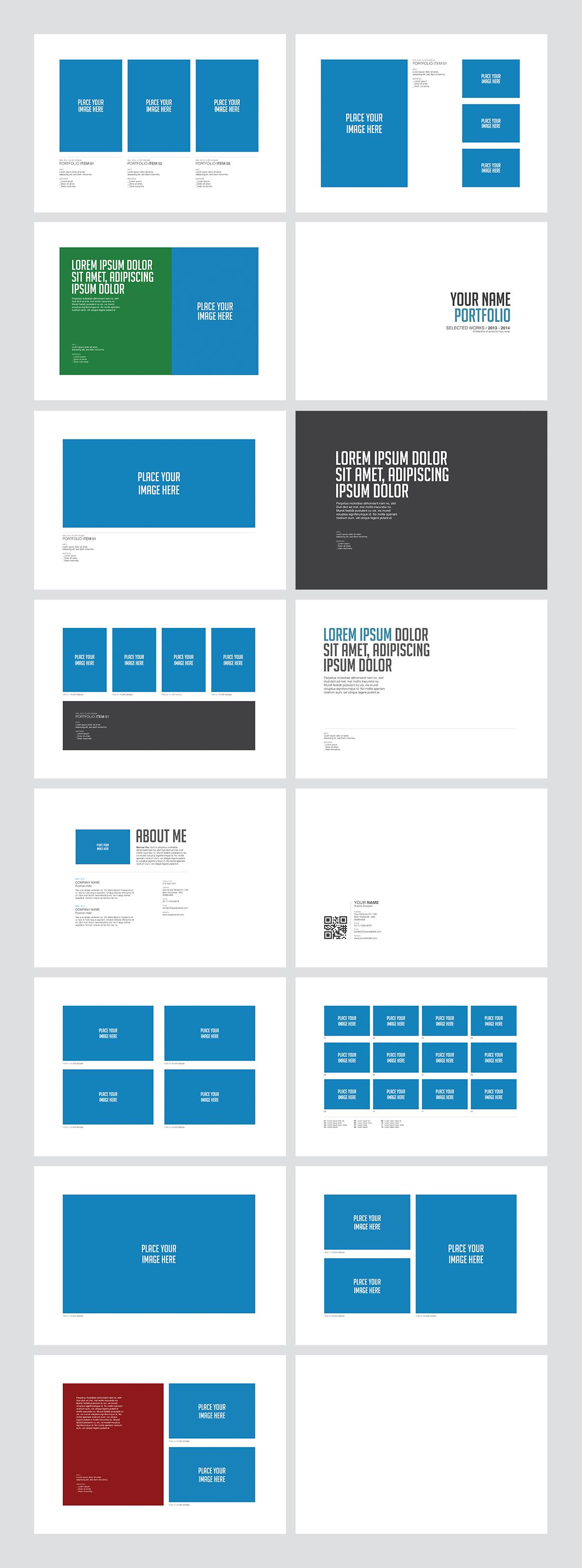 Portfolio Brochure Vol.01 example image 10