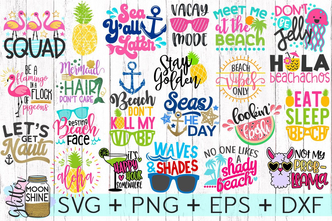 MEGA Bundle Over 700 SVG DXF PNG EPS Cutting Files example image 18
