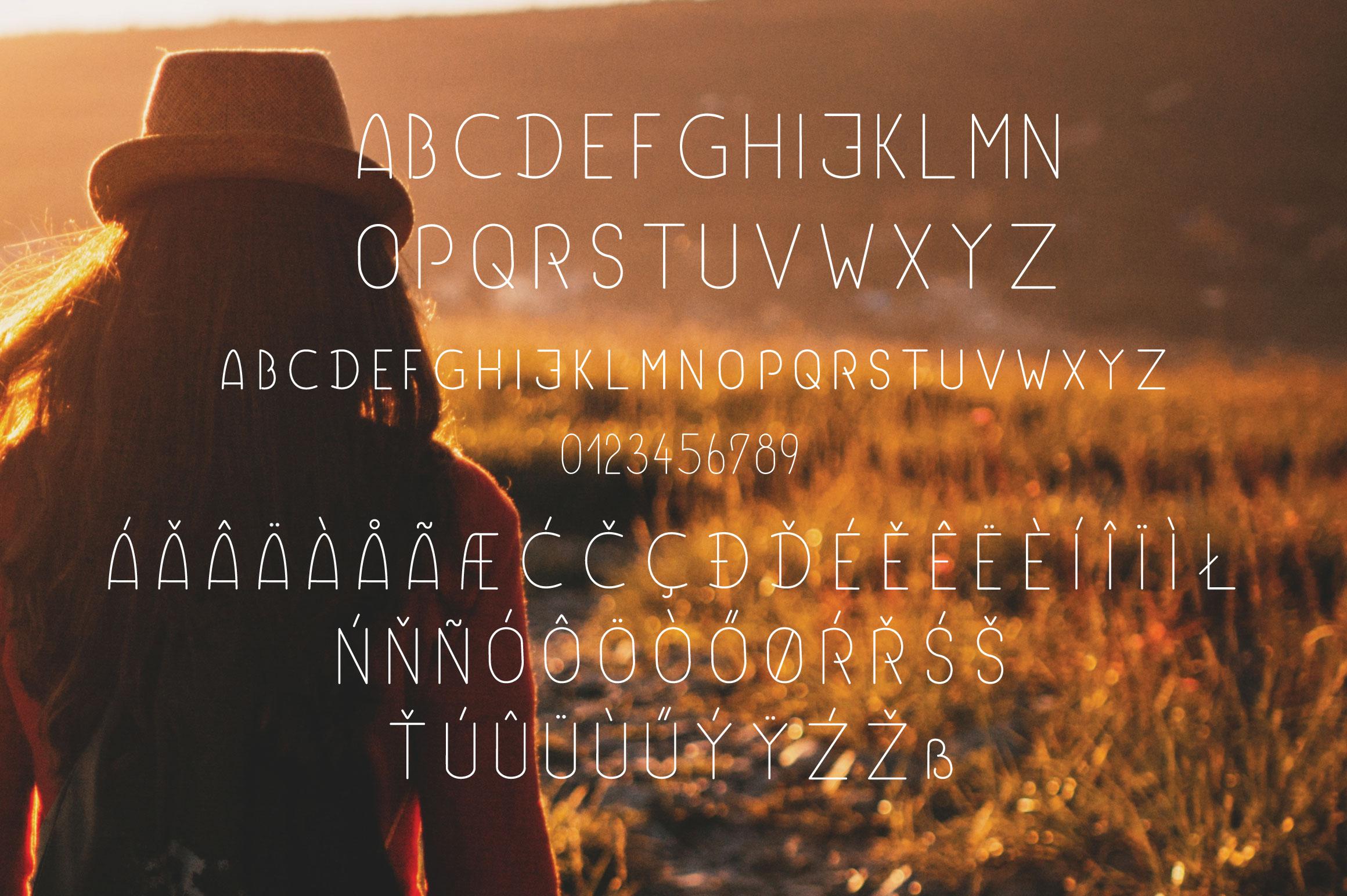 Argenta | Multilingual Sans Serif example image 7