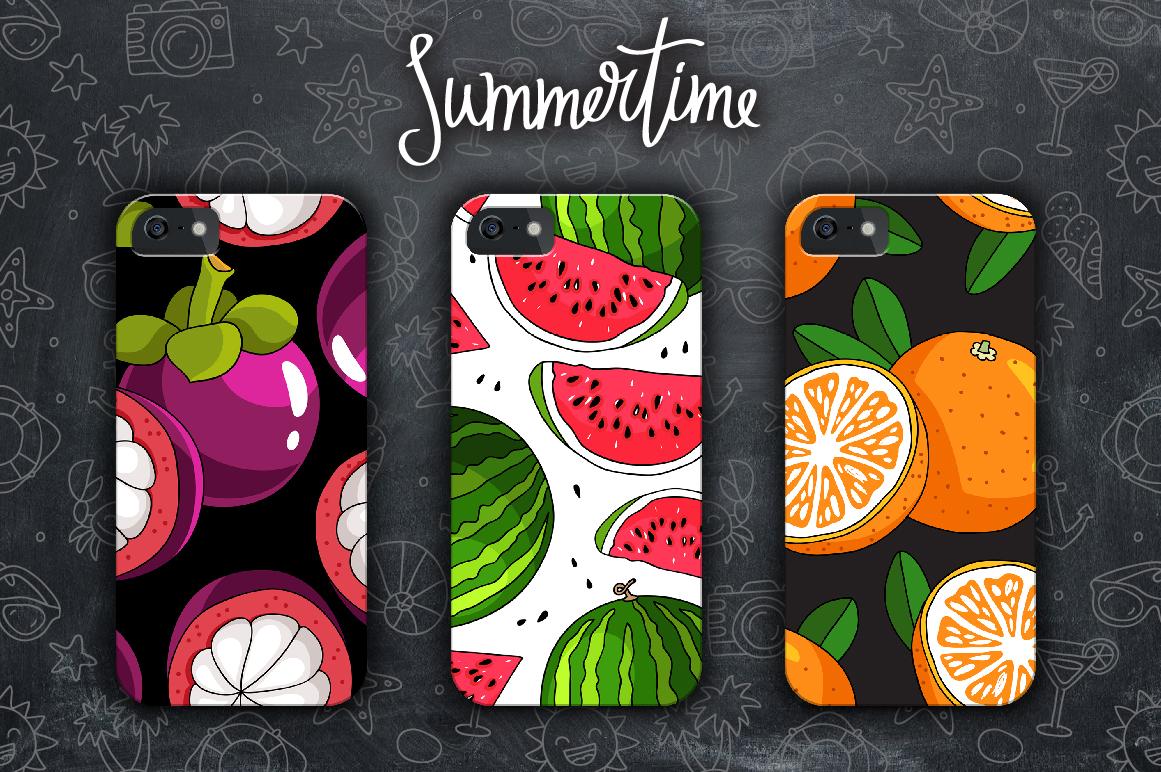 Summertime. Fruit Mix example image 5