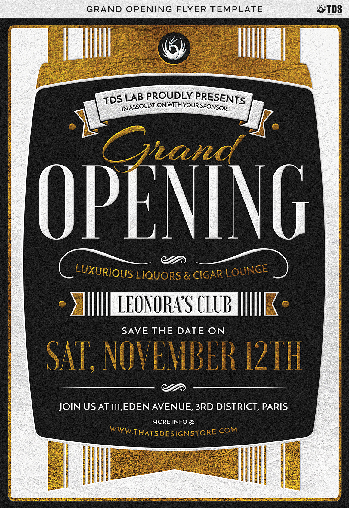 Grand Opening Flyer Template example image 11