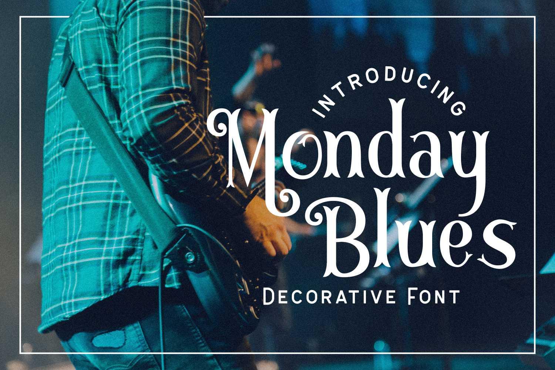 Monday Blues example 1