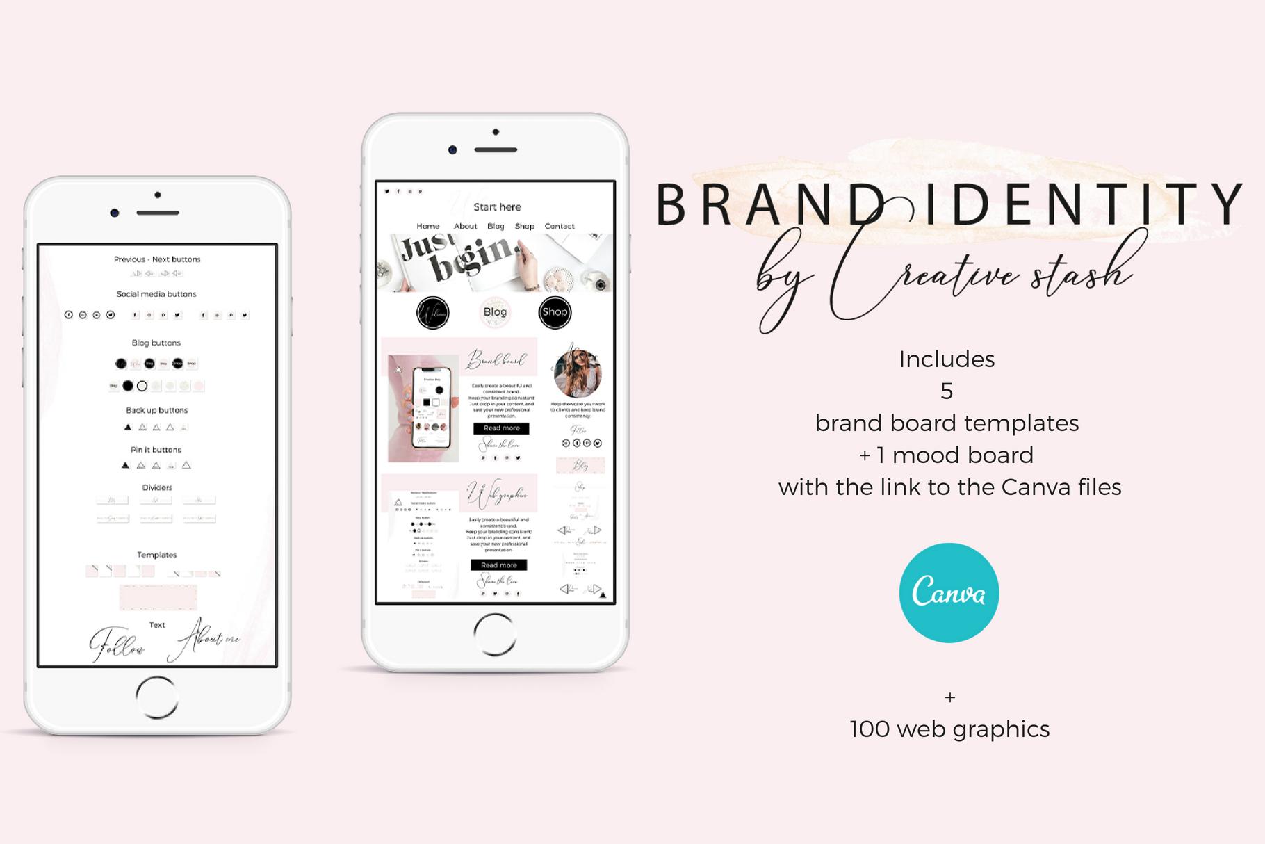 Brandboards + Web graphics example image 7