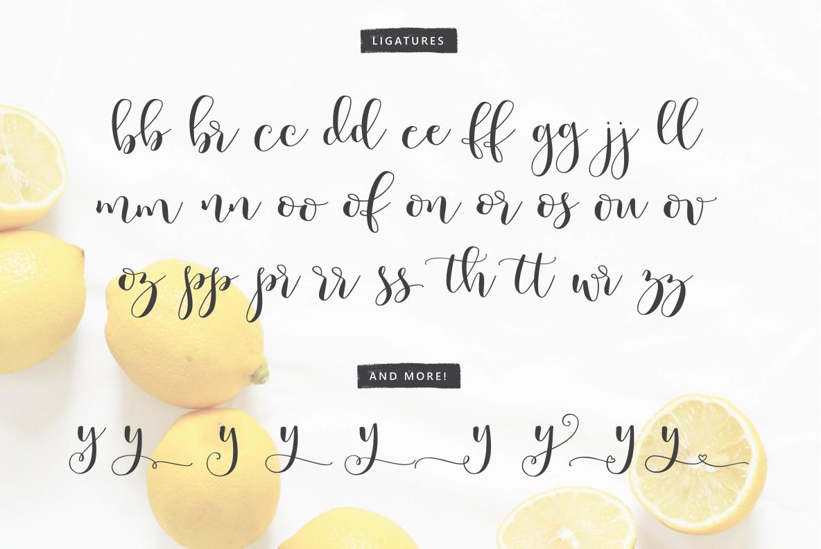 Lemons Mangos Sunshine example image 12