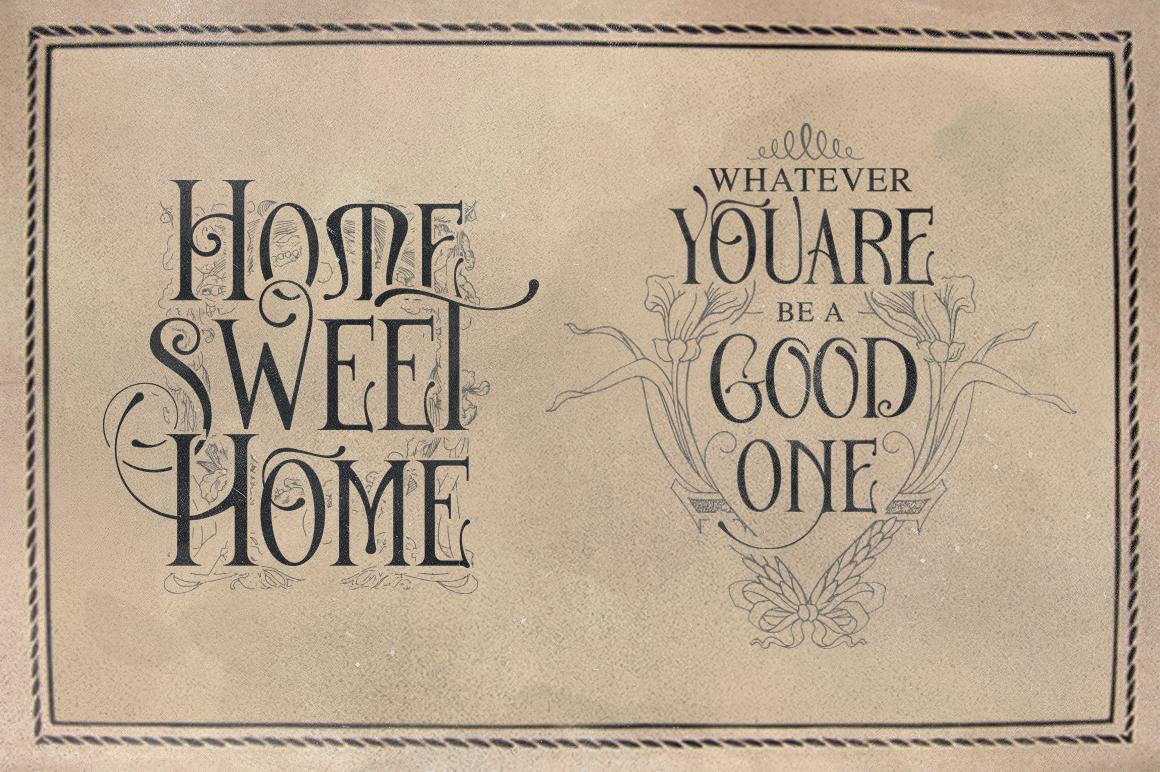 De Arloy Typeface example image 5