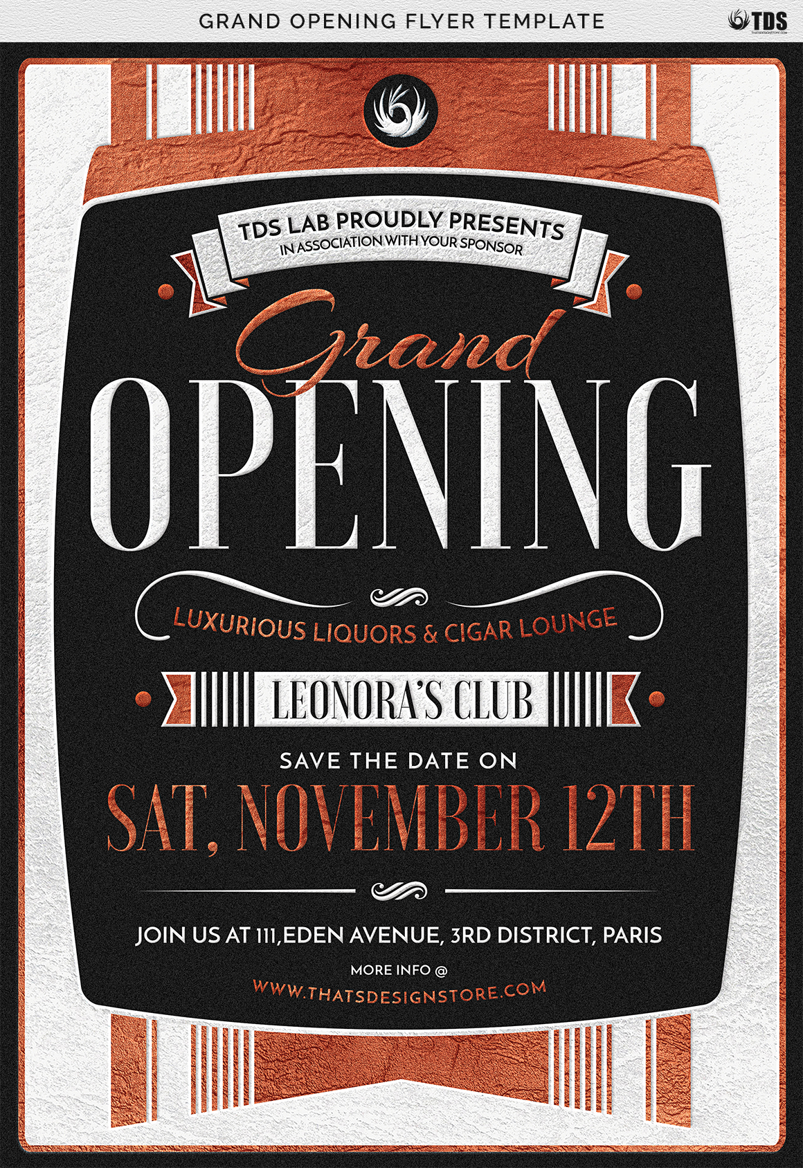 Grand Opening Flyer Template example image 10