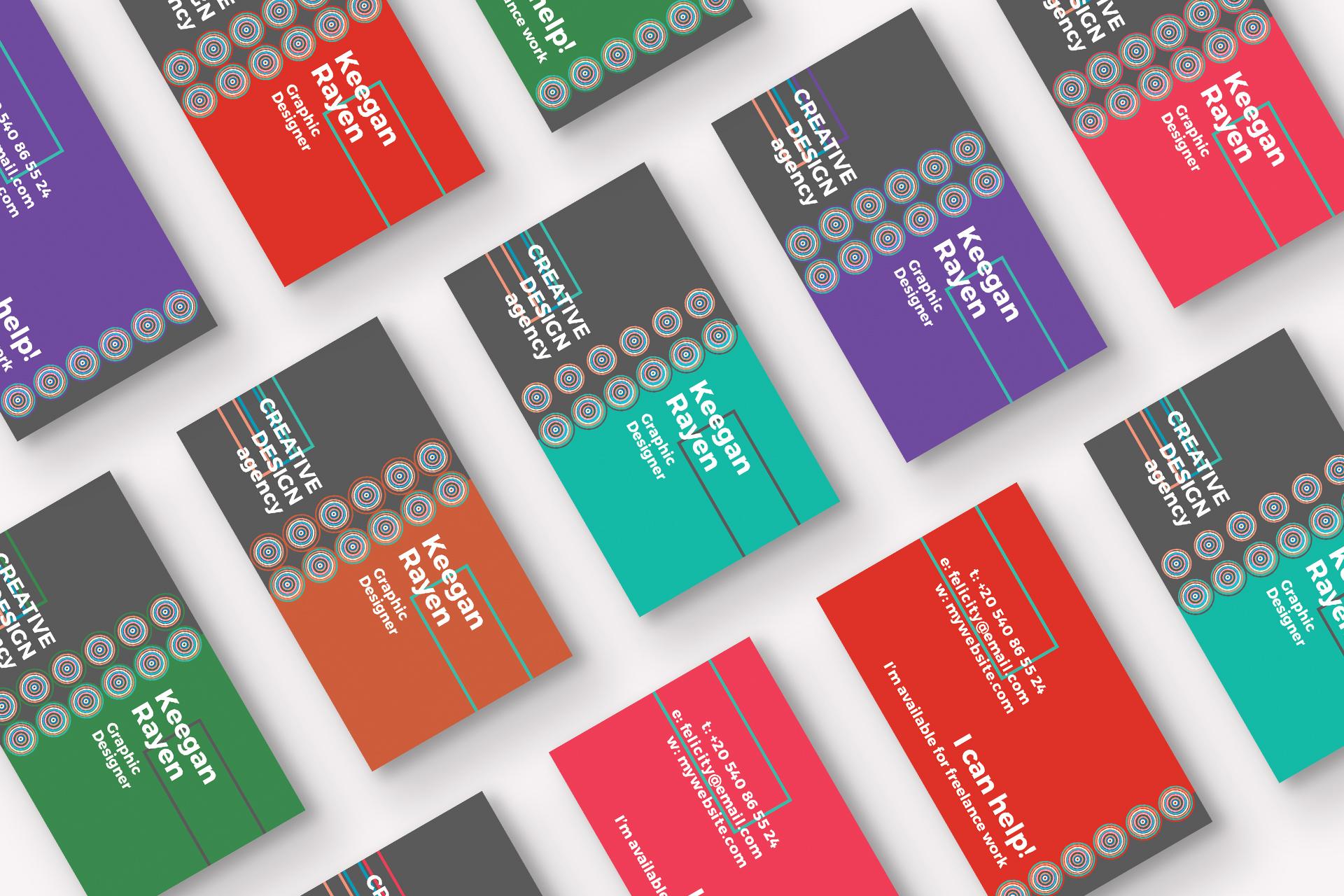 Creative design agency business card by design bundles creative design agency business card example image 1 colourmoves
