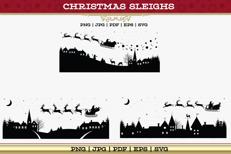 Christmas Sleigh Collection example image 4