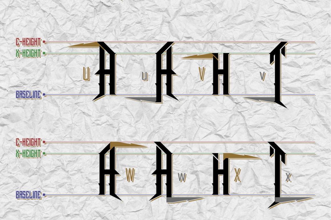 Dramaga Typeface example image 11