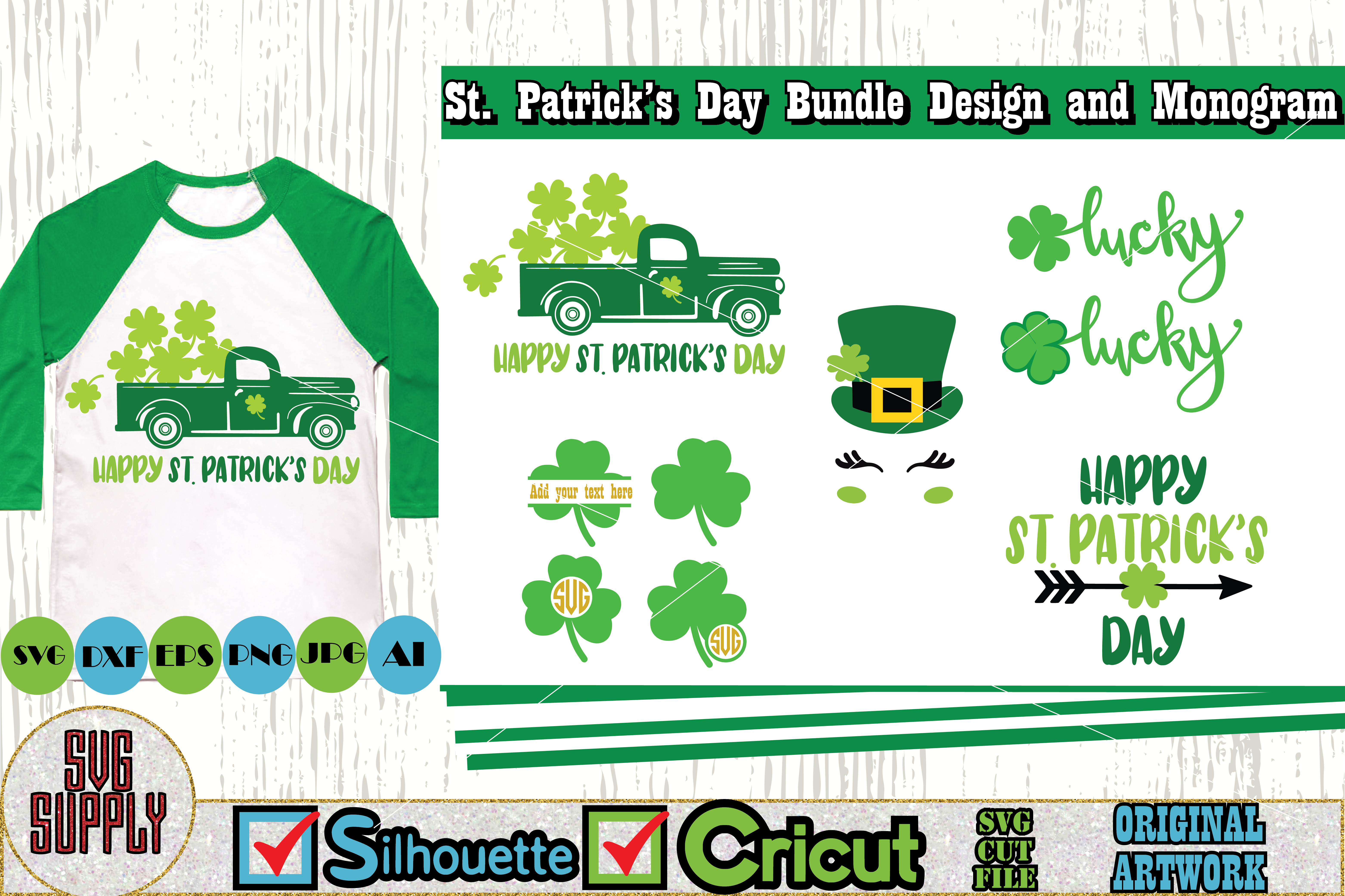 st patrick design
