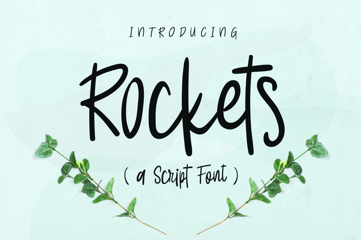 Rockets Script example image 1