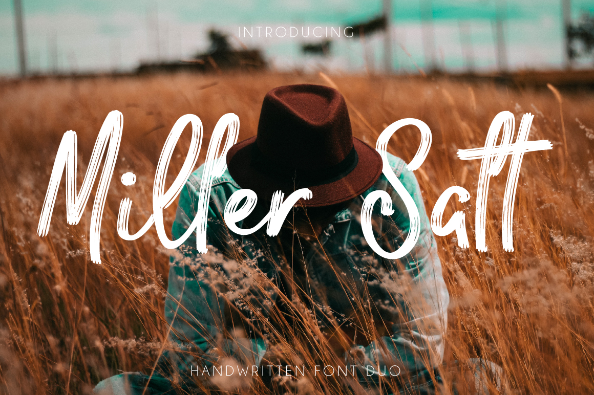 94 IN 1 Font Bundle SALE example image 17