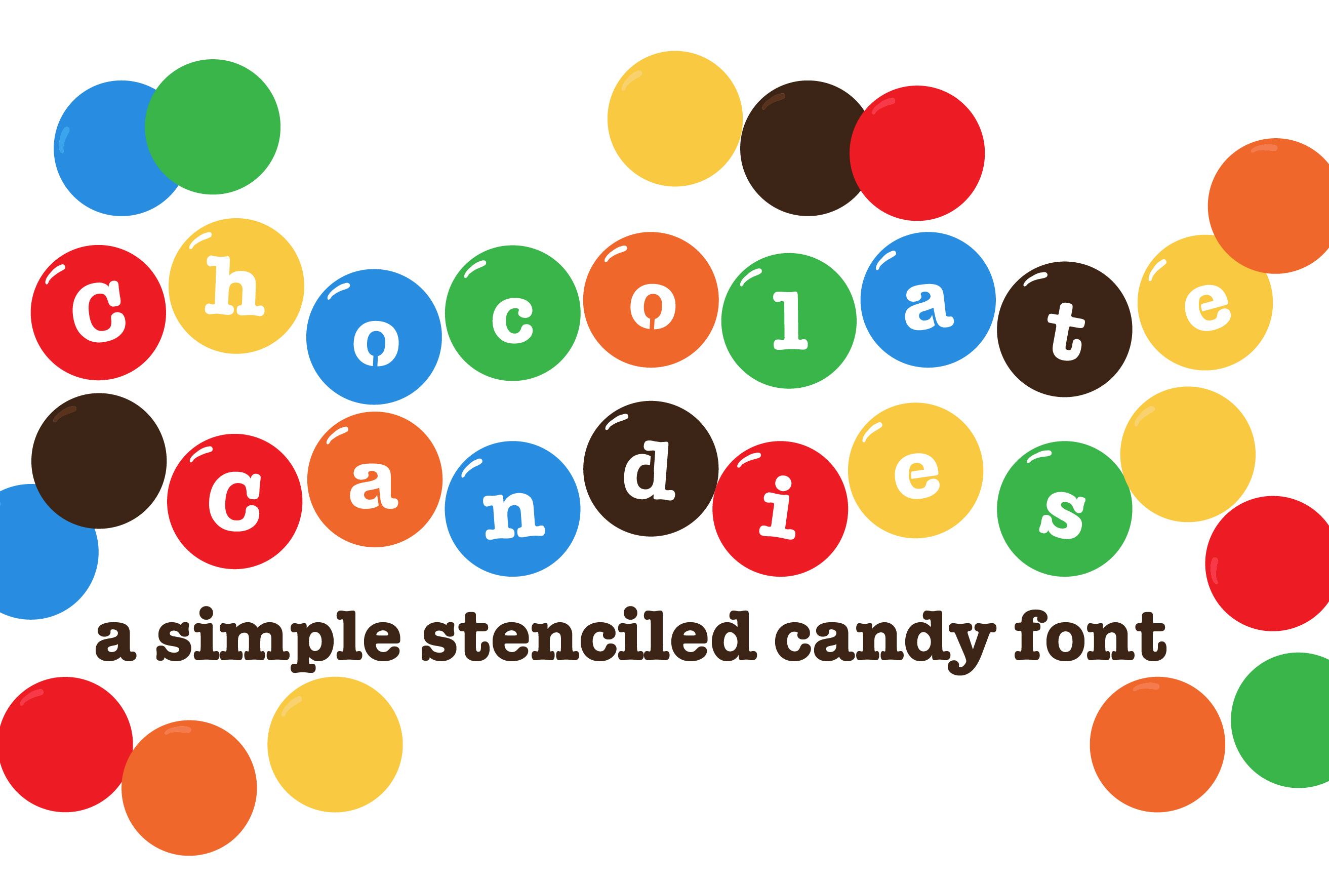 PN Chocolate Candies example image 1