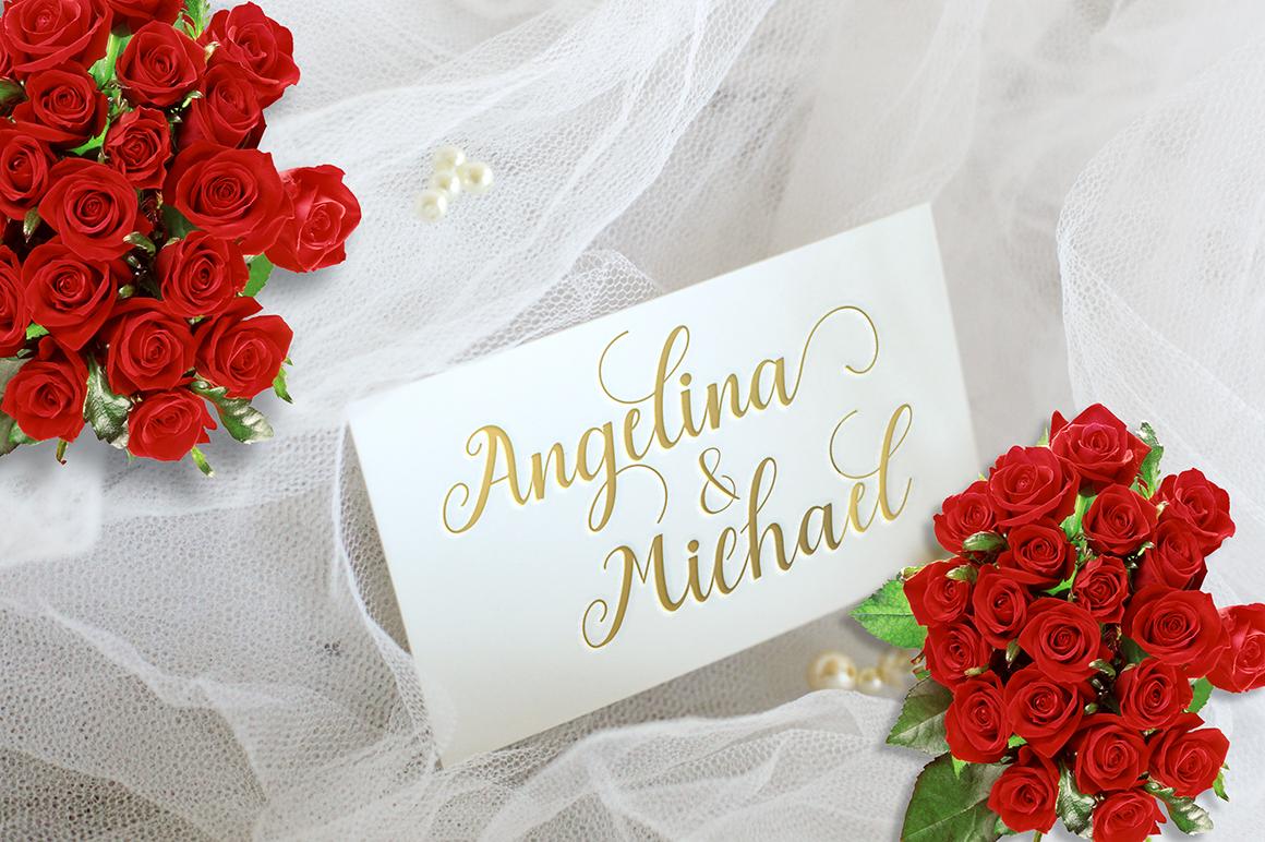Angelina Script example 4