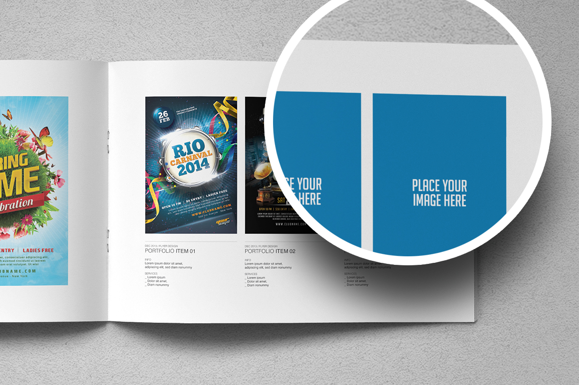 Portfolio Brochure Vol.01 example image 6