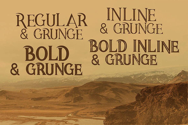 Majestic Typeface example image 2