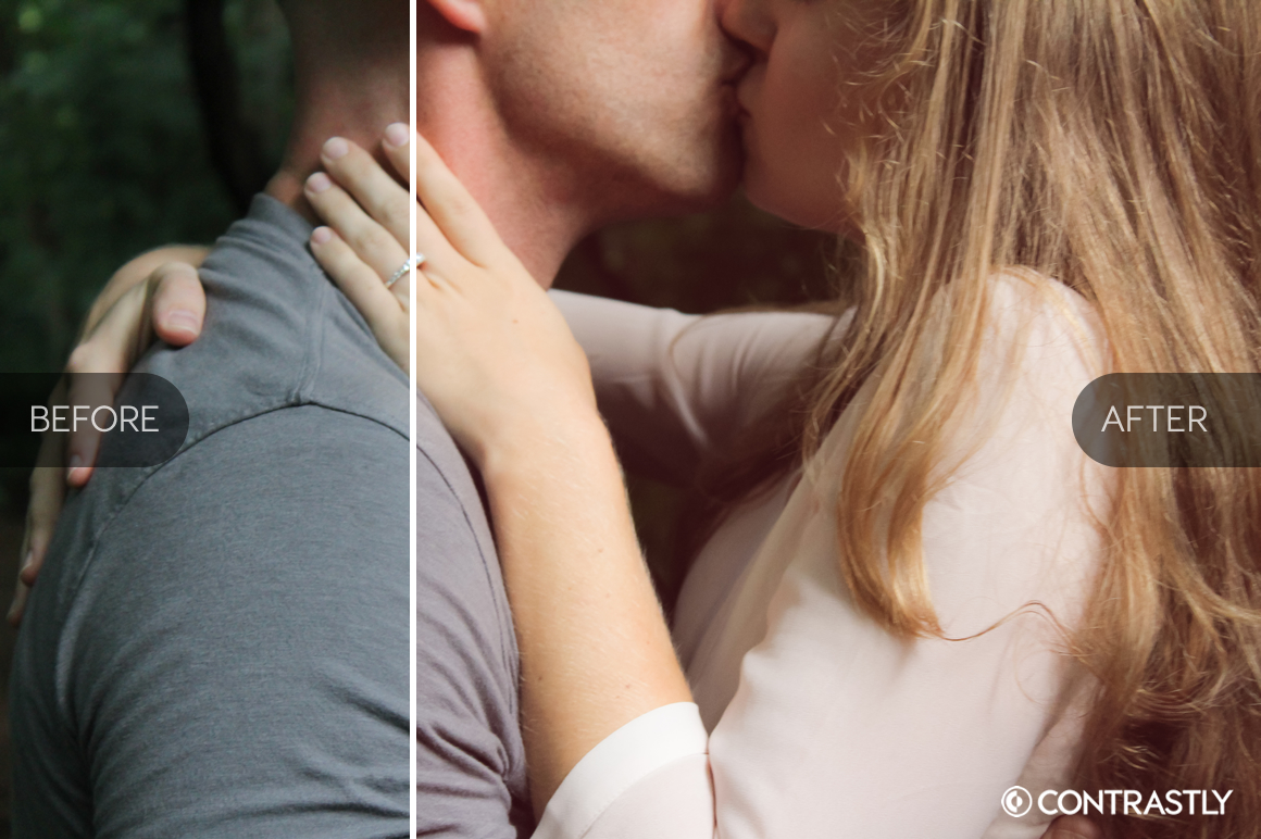 Love Romance Lightroom Presets example image 2
