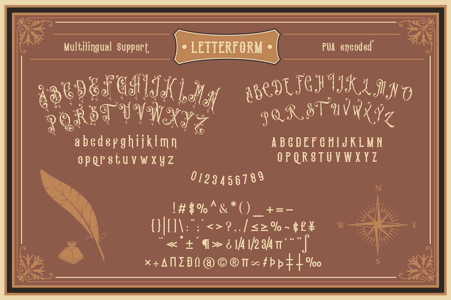 Victorian Fonts Collection example image 6