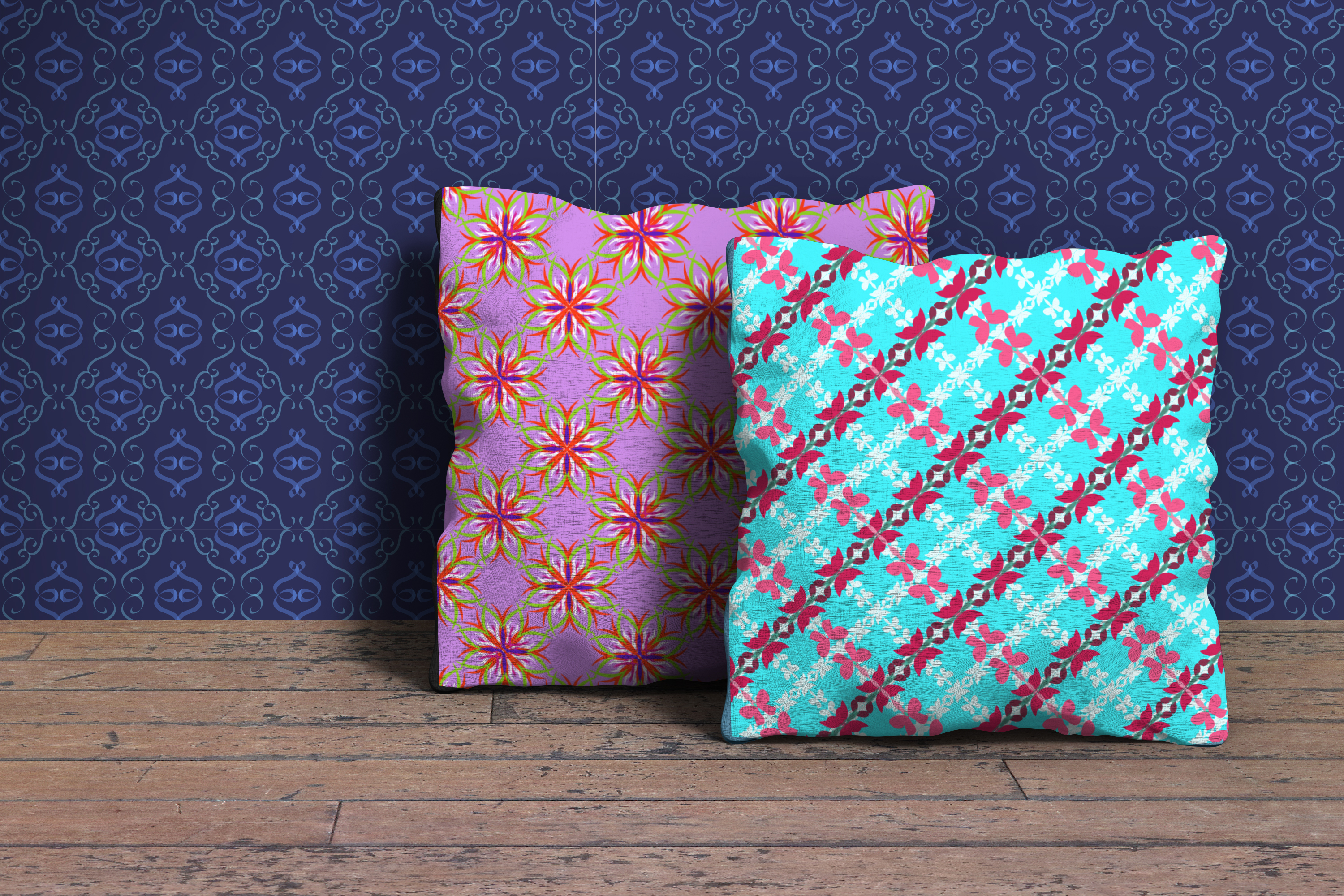 The Awesome Pack - 200 Seamless Patterns Digital Papers example image 4