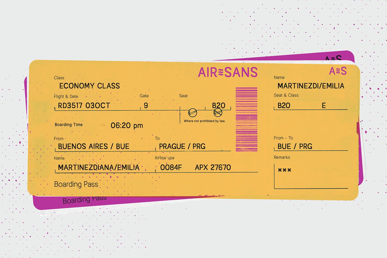 Austral Sans Stamp example image 14
