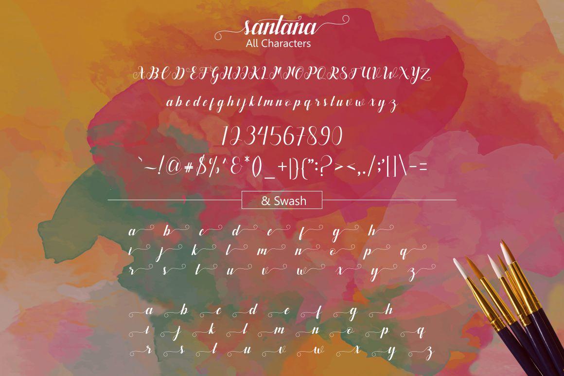 santana script example image 7