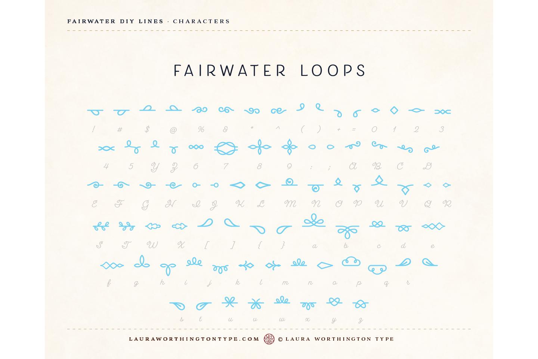 Fairwater DIY Lines example image 25