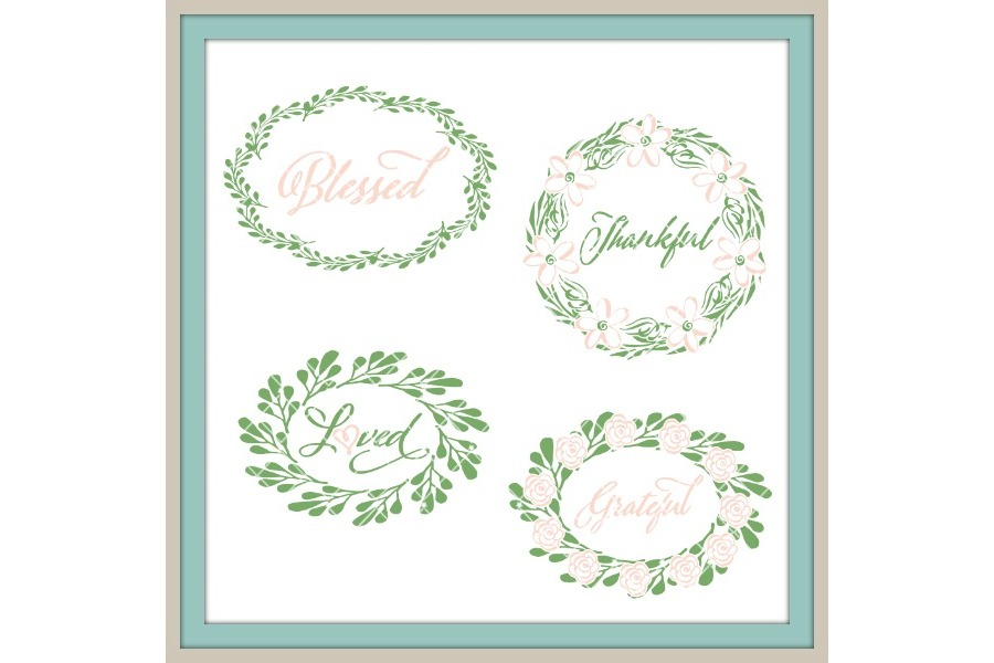 Farmhouse Style Big Bundle LLBB002 Cut files in SVG DXF EPS AI JPG PNG example image 4