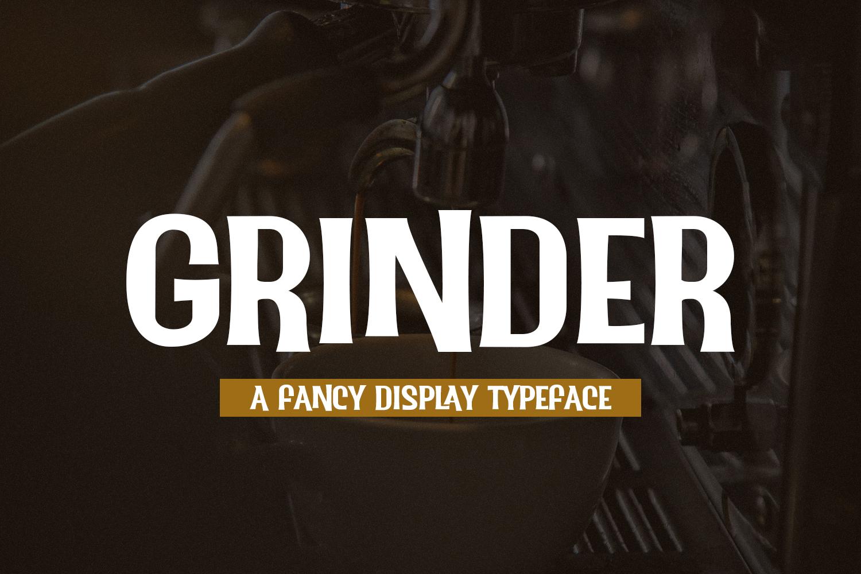 Grinder example image 1