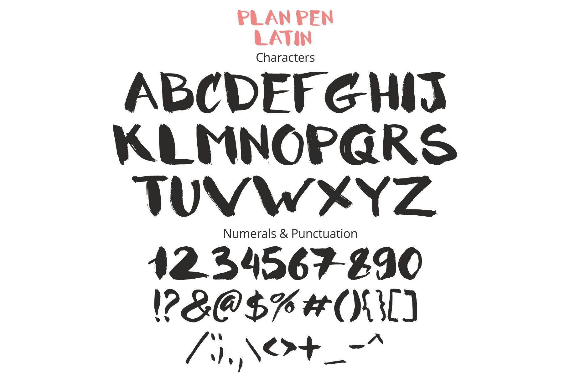 Plan Pen example image 2