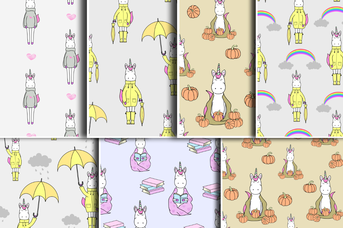 Unicorn's autumn example image 8