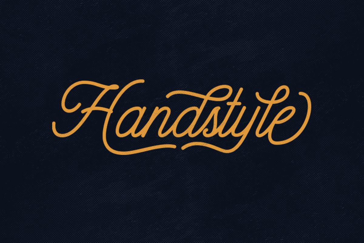 Hatterline Font + Sans example 8