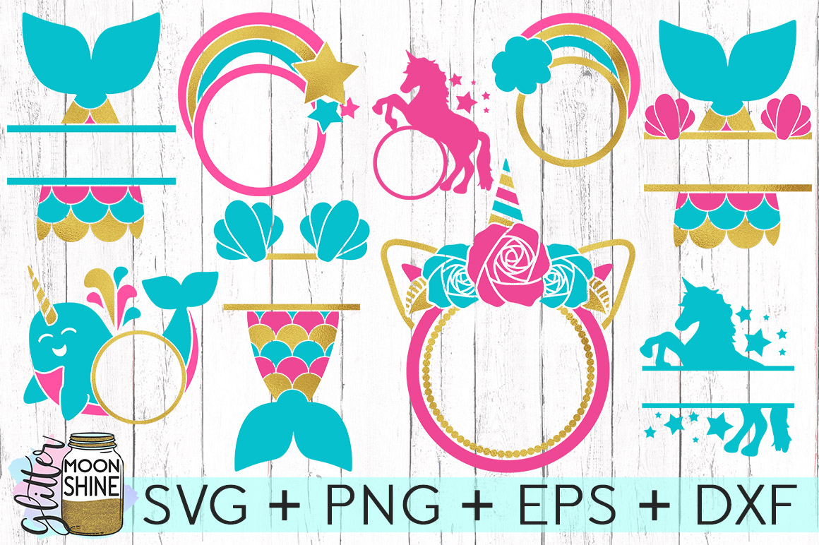 MEGA Bundle Over 700 SVG DXF PNG EPS Cutting Files example image 8
