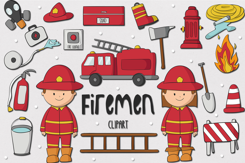 Firemen example image 1
