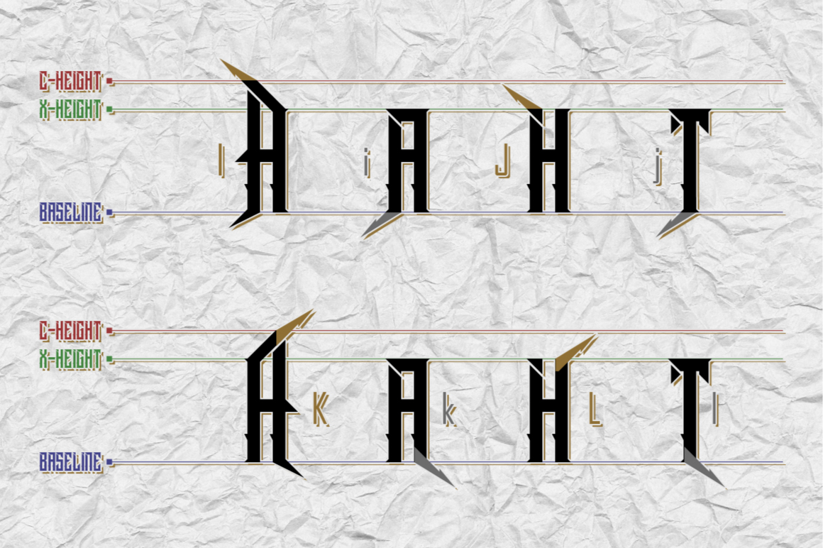 Dramaga Typeface example image 7