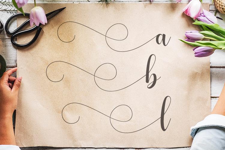 Alyshia Script example image 5