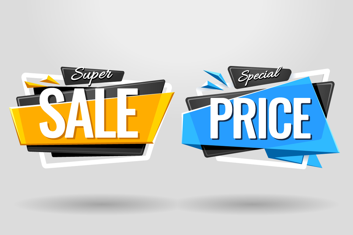 SALE BANNERS | Material Design example image 5