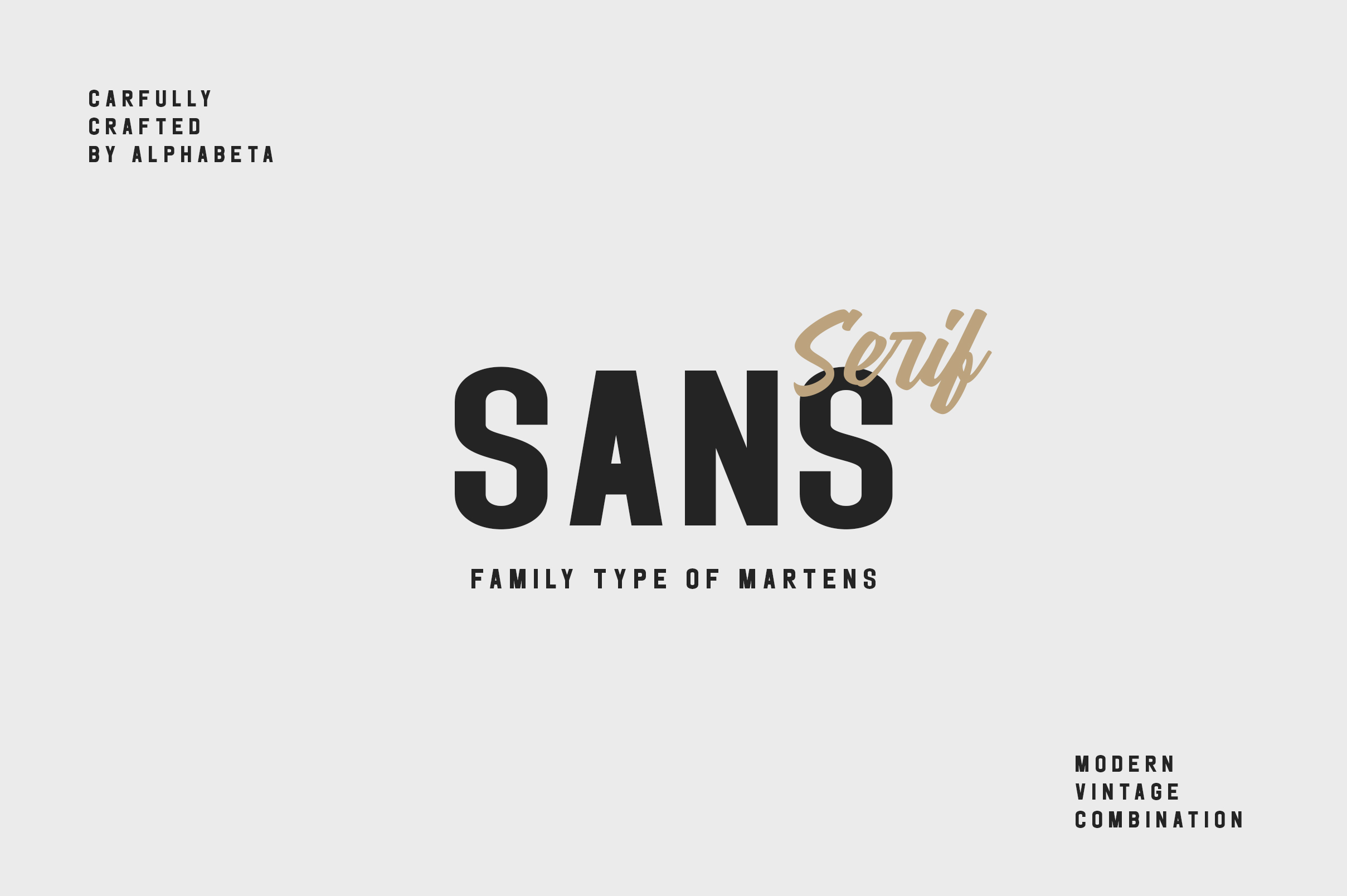 Martens Script | Duo Font example image 3