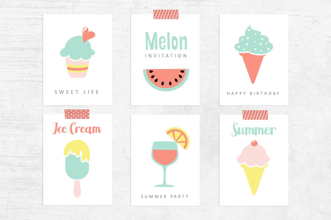 Sweet Summer set example image 3
