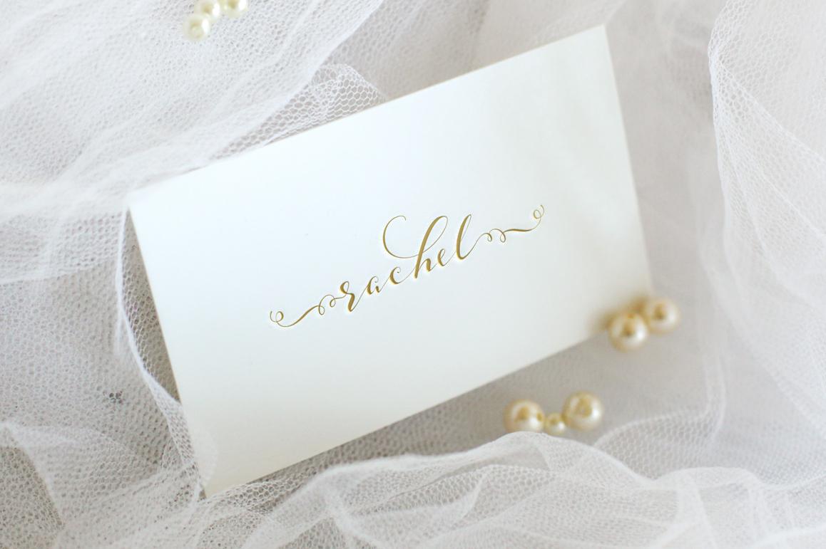 Strangelove Calligraphy Font - wedding font example image 7