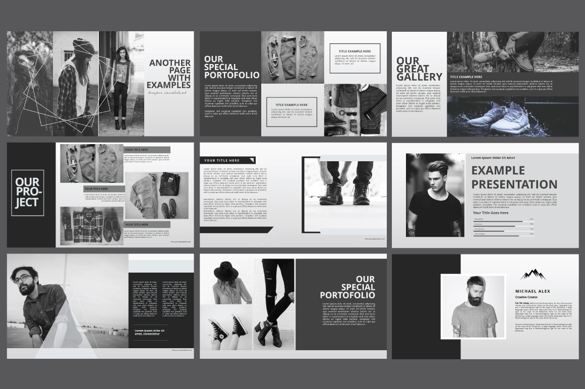 Hipster business powerpoint template by design bundles hipster business powerpoint template example image 7 toneelgroepblik Image collections