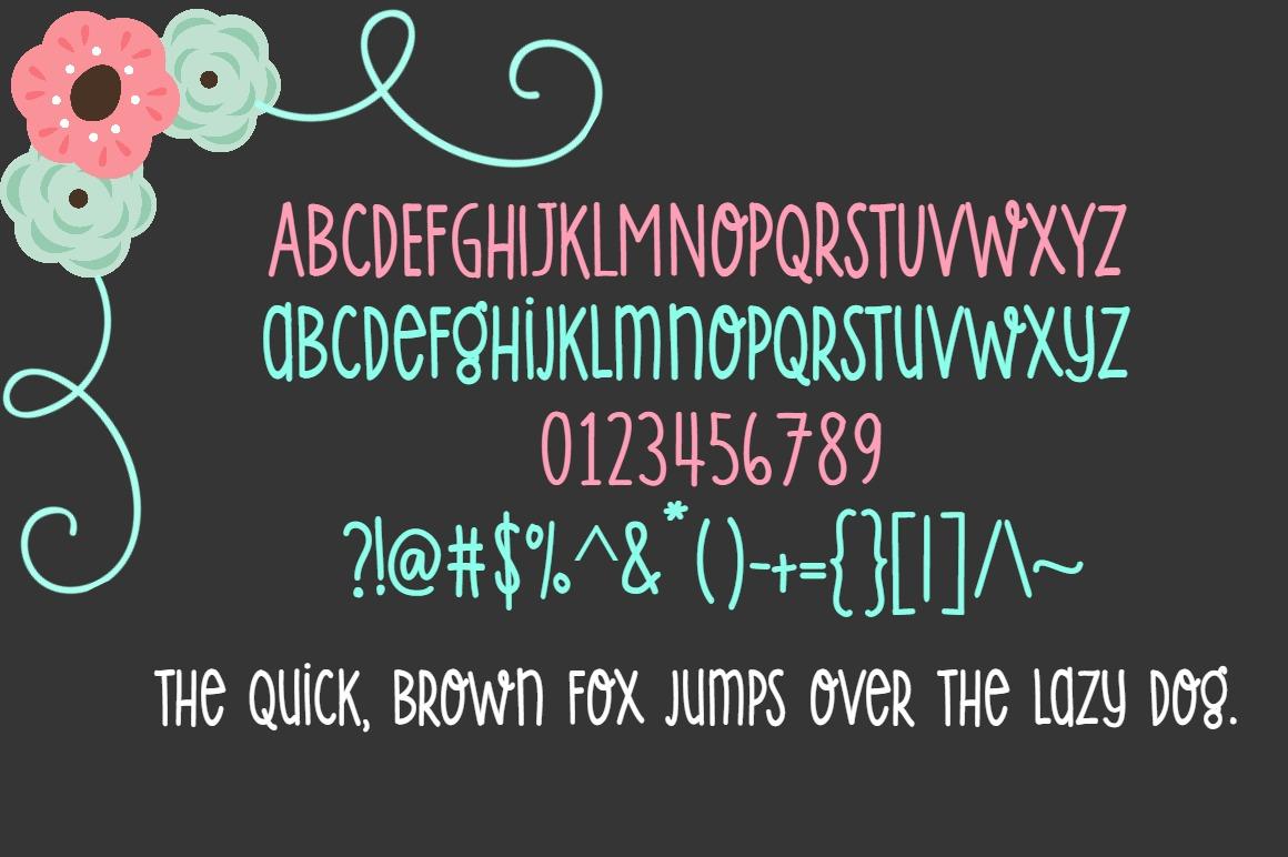 Glorious Grace-Handwritten Font example image 3