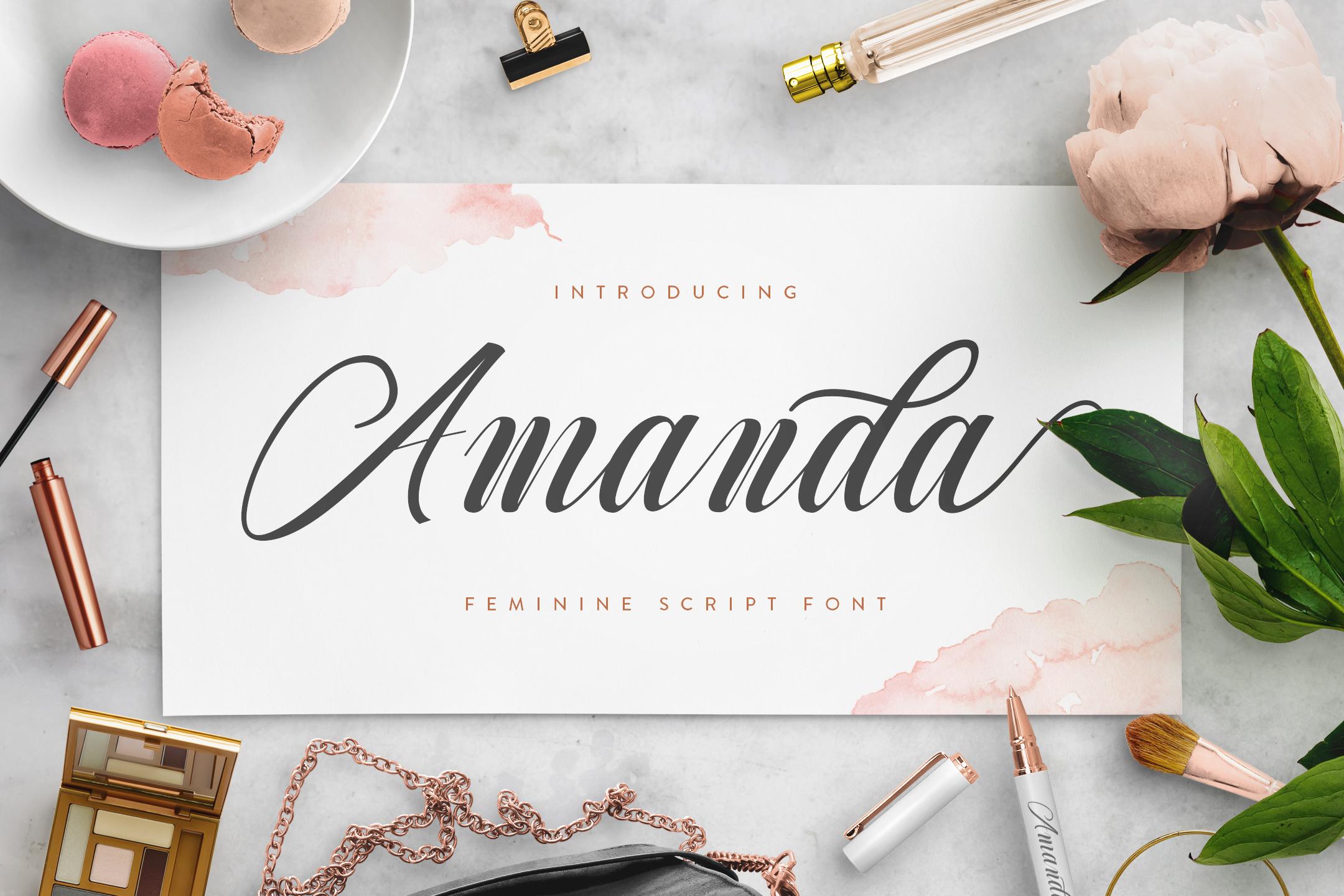 Amanda  example image 1